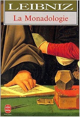 Livre gratuits La monadologie pdf epub