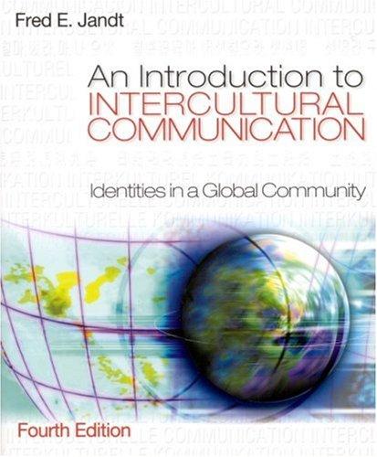 intercultural communication 14th edition pdf