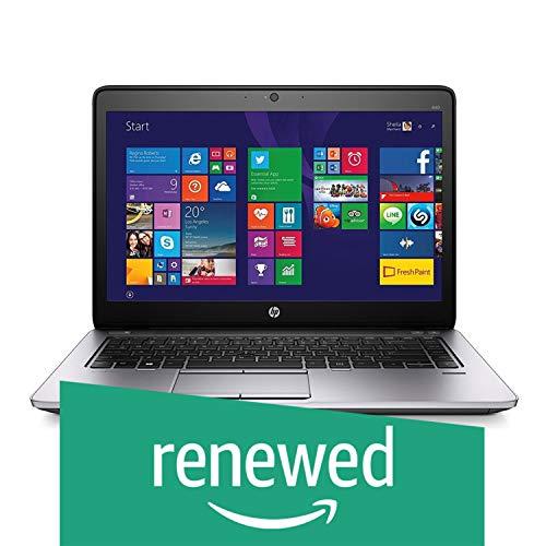 (Renewed) HP 840G2 Elitebook 14 Inch Screen Laptop (4th Gen Intel Core i5 – 5300u /16 GB/512 GB SSD/Widnows 10 Pro, (Black-Grey)