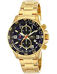 Men's 14878 Specialty Chronograph Gold Ion-Plated Watch