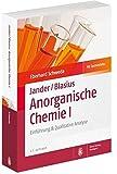 Anorganische Chemie 1: Einführung und Qualitative Analyse