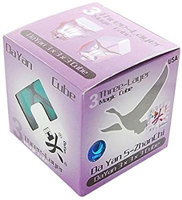 JohnsDollarStore Speed Magic Cube Stickerless