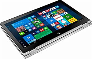 "HP Pavilion X360 2-in-1 15.6"" Touch-Screen Laptop - Intel Core i3 - 8GB Memory - 1TB Hard Drive - Windows 10"