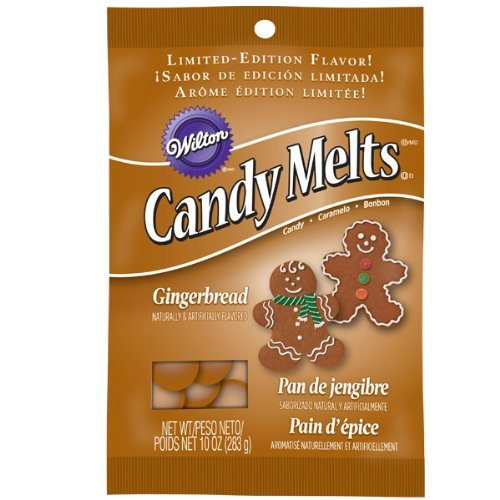 Wilton Limited Edition Candy Melts (Gingerbread Candy)