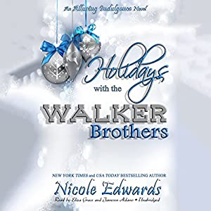 Holidays with the Walker Brothers Hörbuch