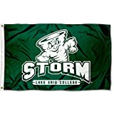 College Flags and Banners Co. Lake Erie Storm Flag