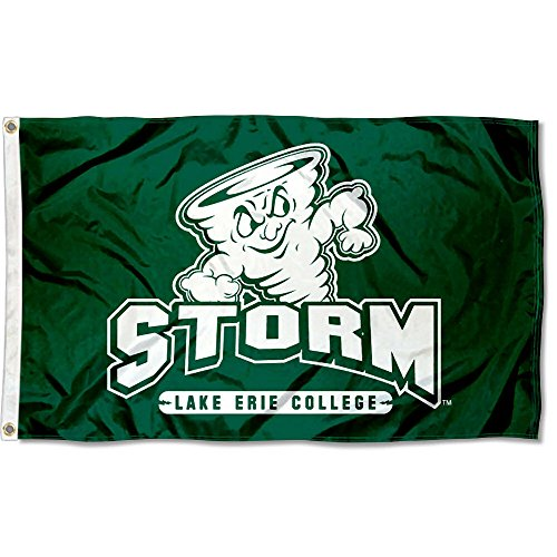 College Flags and Banners Co. Lake Erie Storm Flag by College Flags and Banners Co.
