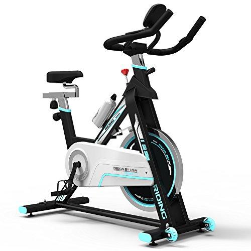 Harison Indoor Cycling Bike With Ipad Holder Exercise Bike