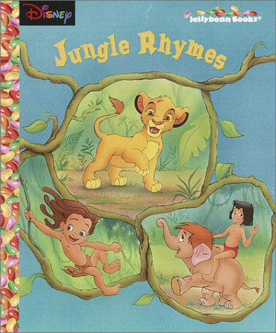 Jungle Rhymes (Jellybean Books(R)) ()