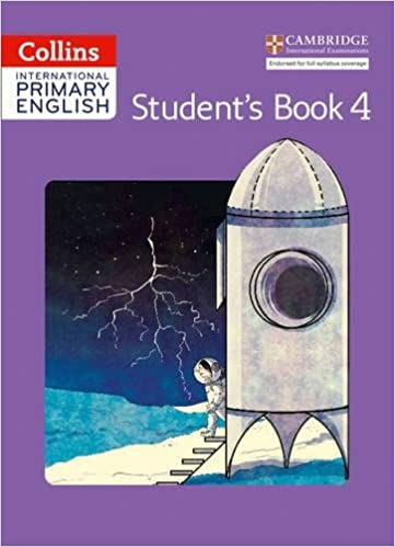 Libro PDF Gratis Collins Cambridge International Primary English – International Primary English Student's Book 4