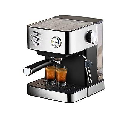 WY-coffee maker Máquina de café Completa semiautomática, hogar Italiano, pequeña Leche de