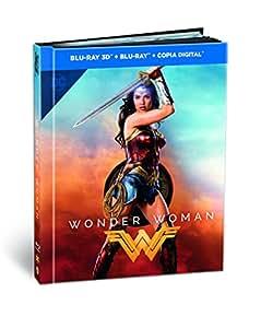 Wonder Woman Ed. Digibook Blu-Ray 3d [Blu-ray]