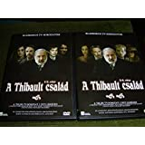 Les Thibault - A Thibault Csalad Vol. 1-4 Complete 2 DVD Set / European Release [DVD Region 2 PAL] Audio: Hungarian, French / Subtitles: Hungarian