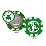 Boston Celtics NBA Poker Chip Golf Ball Marker