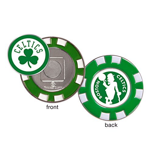 Boston Celtics NBA Poker Chip Golf Ball Marker by WinCraft