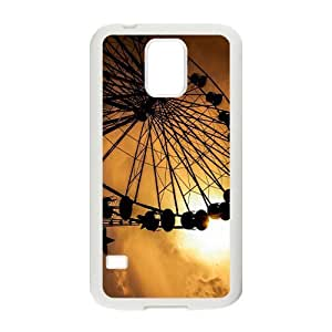 Ferris Wheel Hight Quality Case for Samsung Galaxy S5