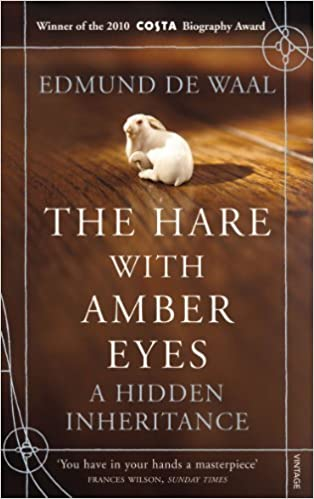 hare with amber eyes edmund de waal hebrew books translated