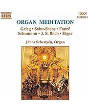Organ Meditation