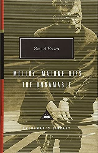 book cover of The Beckett Trilogy