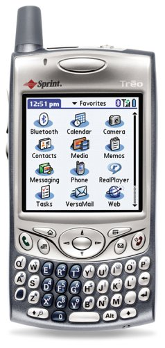 PCS Phone Palm Treo 650 (Sprint)