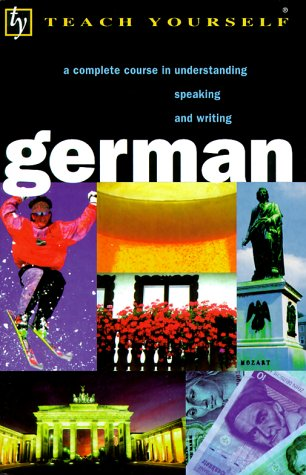 Teach Yourself German Complete Course (Teach Yourself (McGraw-Hill))