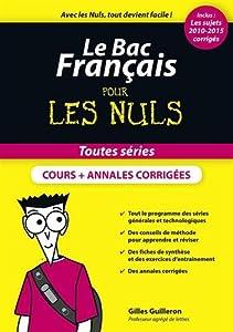 """Afficher """"Le bac français pour les nuls"""""""