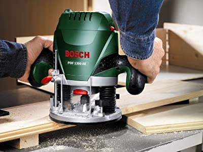 Bosch pof 1200 ae router its a pretty cheap router that gets the i havent use other routers but this a person works wonderful and if you think about im a self taught amater on woodworking i use it very easily and do greentooth Choice Image