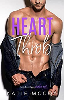 Heartthrob (All-Stars Book 3) by [McCoy, Katie]
