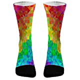 Prism Athletic Compression Dri-Fit Socks (Large)