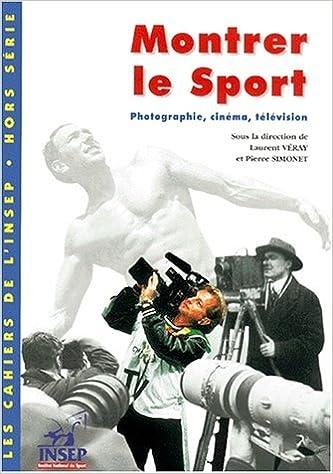 Téléchargement Montrer le sport pdf, epub ebook