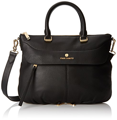 Vince Camuto Dean-SA Top Handle Bag, Black, One Size