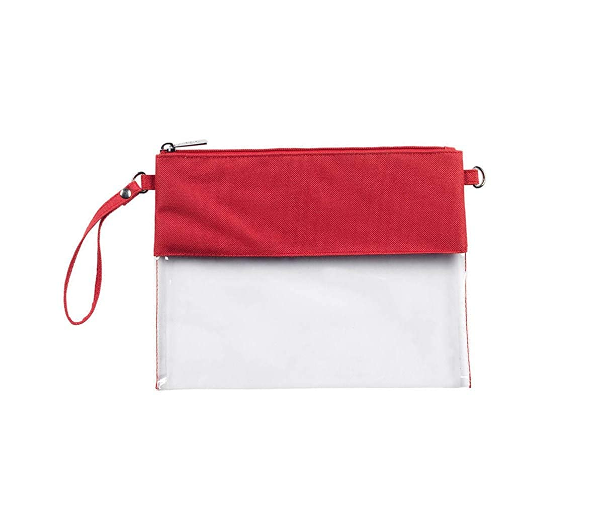 MONOBLANKS Clear Zip Pouch...
