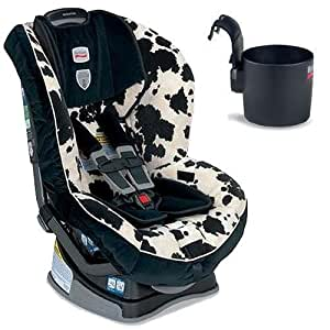 britax marathon g4 convertible child seat w cup holder cowmooflage convertible. Black Bedroom Furniture Sets. Home Design Ideas