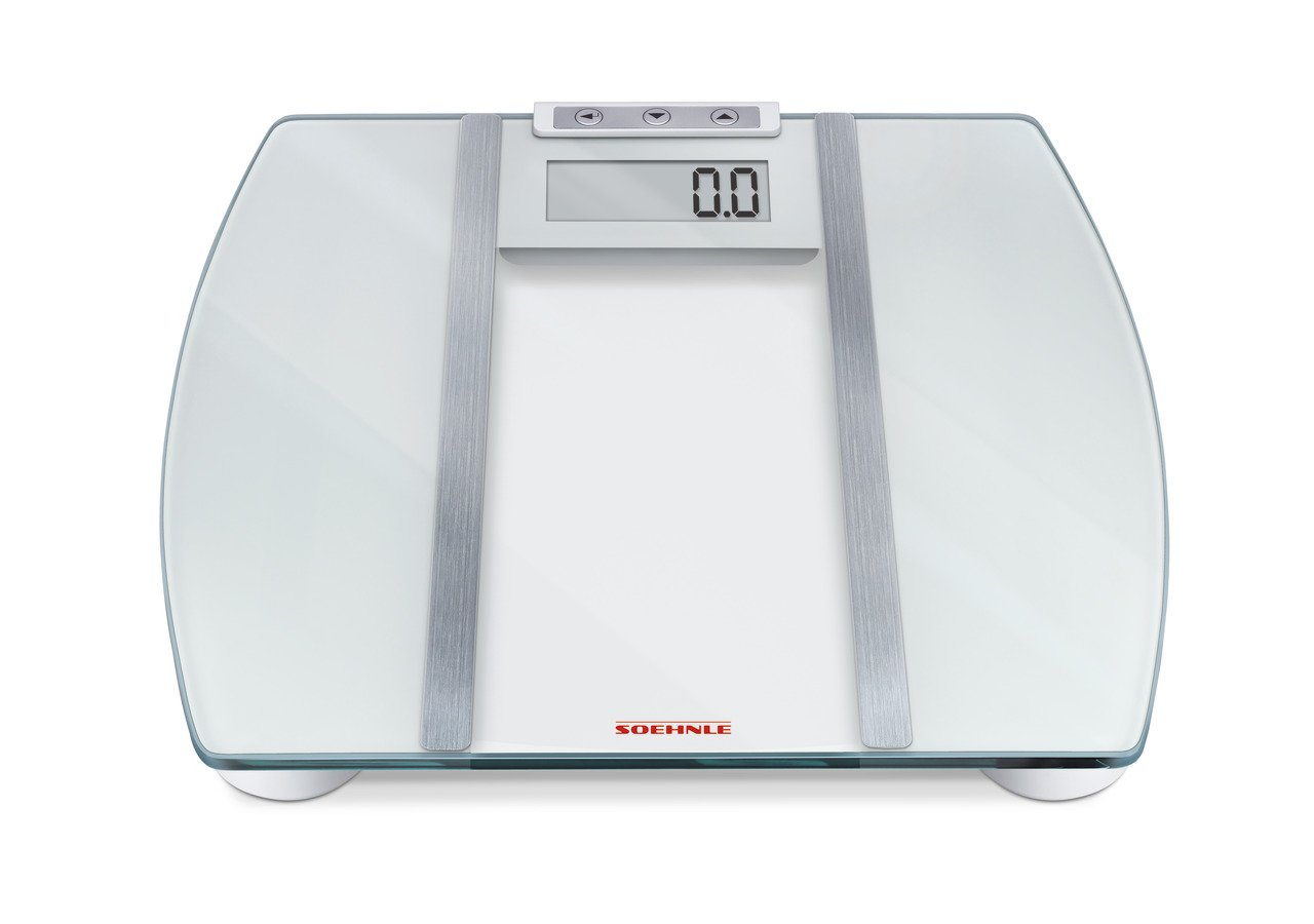 Amazon.com: Soehnle 63168 Body Control Signal F3 Digital Body Analysis Bathroom Scale: Beauty