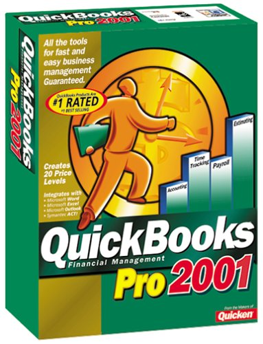 QuickBooks Pro 2001