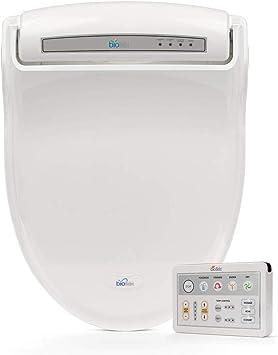 Bio Bidet Bb 1000sw Bb 1000r Elongated Electric Bidet Smart Toilet Seat Round White Electronic Bidet Toilet Seat Amazon Com