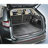 Oem Factory Stock Genuine   Ford Edge Black Rear Back Cargo Weather Liner Tray Mat