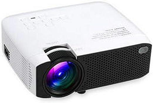BJGUG Proyector Full HD, Mini Proyector Inteligente De Control De ...