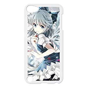 Cirno Touhou Project Anime iPod TouchCase White gife pp001_9261820