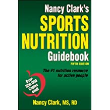 Nancy Clark's Sports Nutrition Guidebook-5th Edition