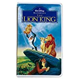 Disney Lion King ''VHS Case'' Journal