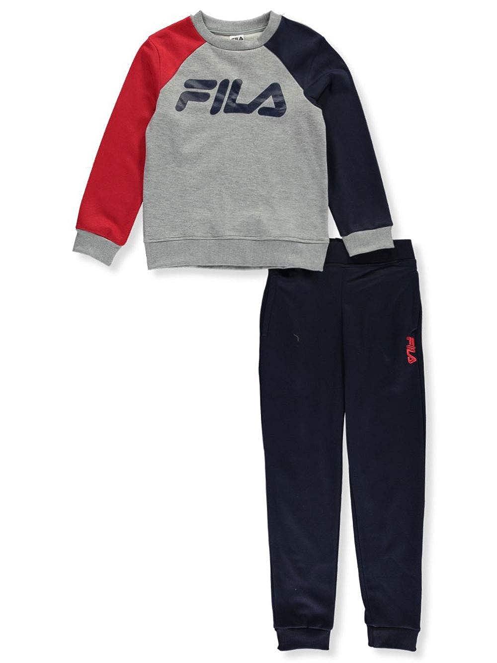 Fila Boys Raglan 2-Piece Sweatsuit Pants Set