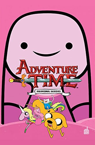 Adventure Time, Tome 3 : Paranormal sucreries