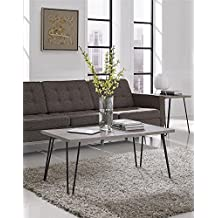 Amazon Com Wood Coffee Table