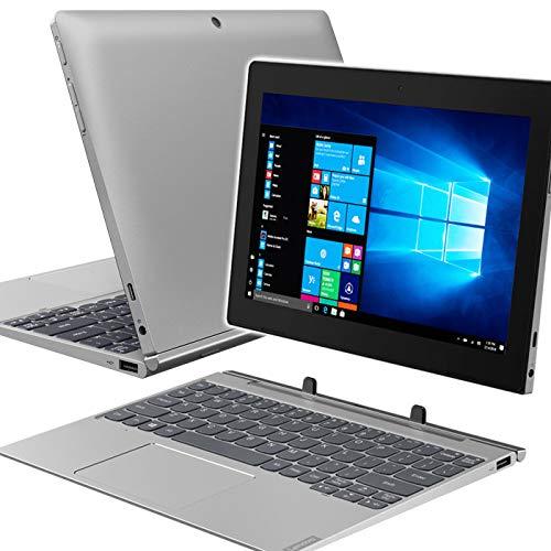 Lenovo Ideapad D330 - Tablet Convertible 2 en 1 de 10.1 FullHD (Intel Pentium N5000, 4GB de RAM, 128GB de SSD, Intel UHD Graphics, Windows 10 Pro) Gris: ...