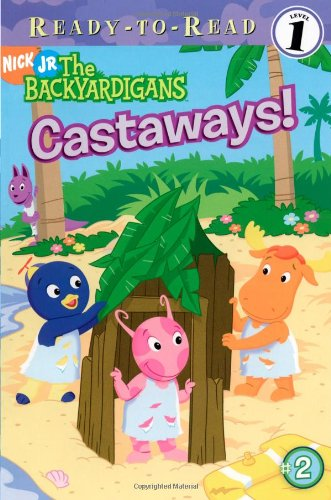 Castaways! (The Backyardigans) pdf