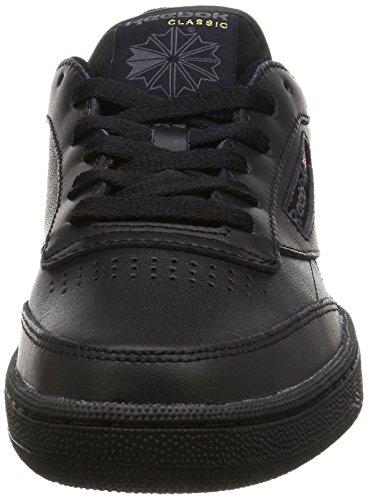 charcoal De Fitness black C Chaussures Club Noir Homme 85 Reebok PIvzq6