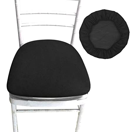 Dining Chair Seat Covers Set of 2 also Fits Bar Stool Removable Machine Washable