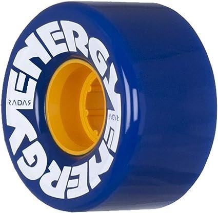 Radar Energy Wheels 62mm Set of 4