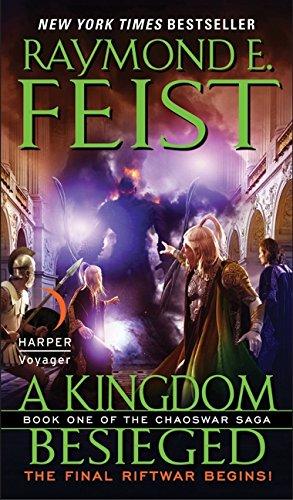 Download A Kingdom Besieged: Book One of the Chaoswar Saga pdf